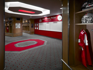 Arms Race: The top locker rooms in college football