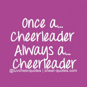 Once a...Cheerleader Always a... Cheerleader #cheer #cheerleader # ...
