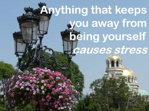 STRESS QUOTES - 101 quotes and even more