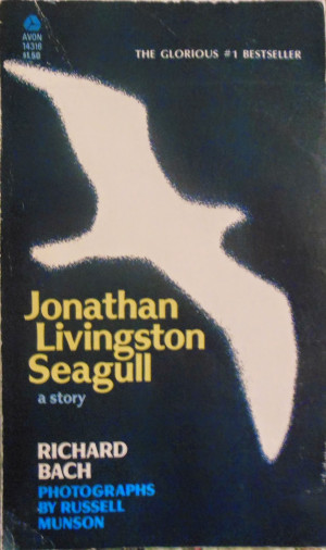 Jonathan Livingston Seagull: A Story ~ by Richard Bach, photos by ...