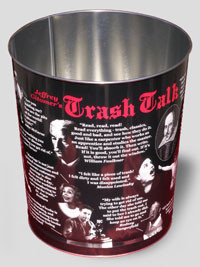 Jeffrey Gitomer's Trash Talk Trash Can