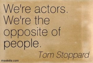 Quotes of Tom Stoppard