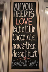 chocolate picture chocolates charles thoughts quotes phrase sayings ...