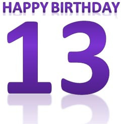 13th Birthday Wishes and Messages