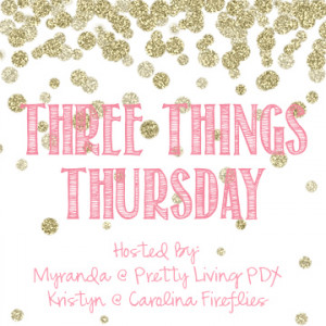 Its Thursday Quotes Three things thursday