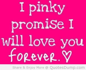 quote i promise - Google Search