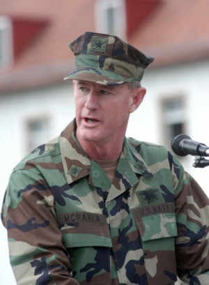Bill McRaven – Applesauce - Rockford, IL - Rockford Register Star