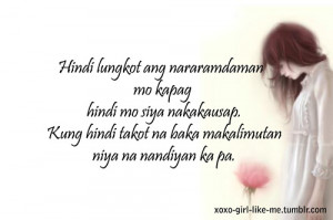 Love Quotes Tagalog For Boyfriend Sweet