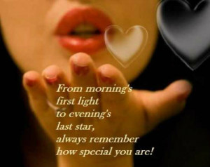 Good morning quotes with love images