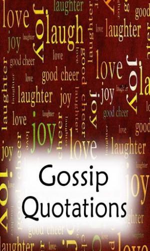 gossip quotes jobspapa