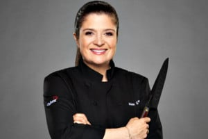 Quote of the Day: Alex Guarnaschelli on Being on Iron Chef America