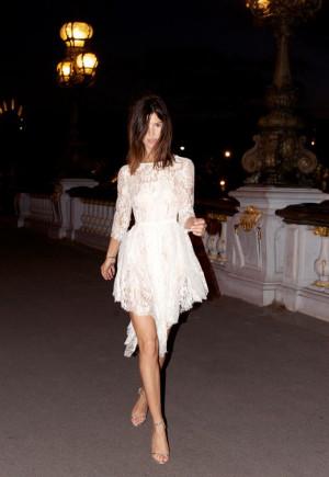 Hanneli Mustaparta #lace #dress #fashion #wedding: Wedding Dressses ...