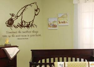 ... - Baby Nursery Quote Vinyl Wall Word Decal Art. $28.00, via Etsy