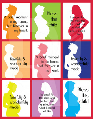 Pregnant Belly Quotes