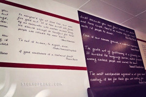Italian Food Quotes The food is fabulous and every