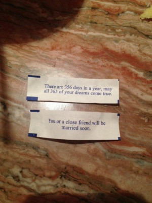 Funny Fortune Cookies