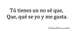 amor #tienes #espau00f1ol #frases #spanish
