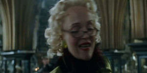 Rita Skeeter Quotes and Sound Clips