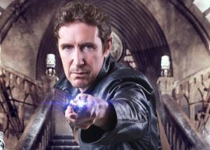 New Rumors Paul McGann Filmed for 'Doctor Who' 50th; Plus ...