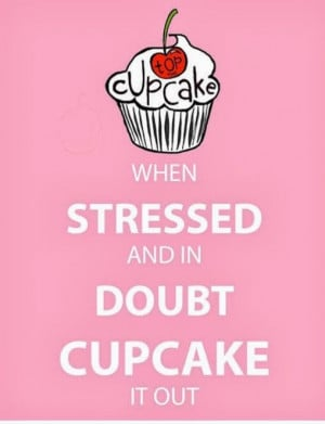 Cupcake sayings