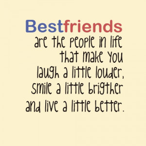 Top Best Friends Quotes