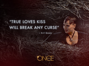 Evil queen tru Once Upon