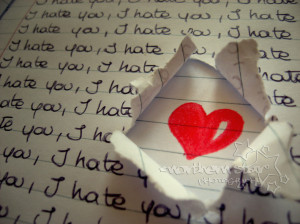Pictures Gallery of love and hate quotes