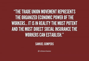 samuel gompers labor unions
