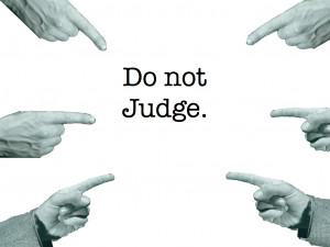 Do Not Judge—A Sermon from Luke 6:35-42