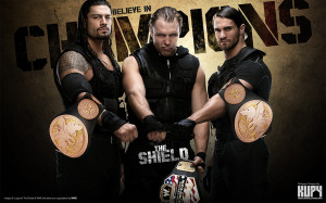 The Shield (WWE) The Shield - Champions