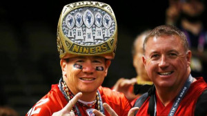 ... football game in New Orleans, Louisiana, February 3, 2013. (JEFF