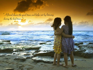 quotes on life for friendship