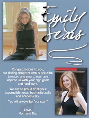 Yearbook Dedication Quotes For Daughter. QuotesGram |Senior Dedication Ideas