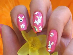Hot Easter Nail Designs