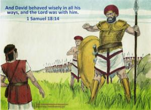 11. David & Goliath
