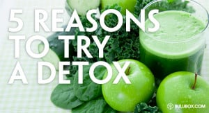 Does the word detox send shivers down your spine? There's no reason ...