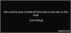More Lord Darling Quotes