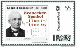Leopold Kronecker Quotes