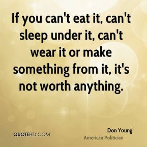 Don Young American Politician