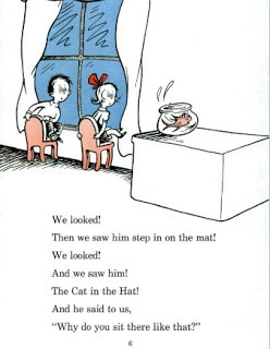 Cat In The Hat Story Quotes QuotesGram