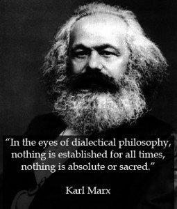 Marx's Theory on the Fall of Capitalism