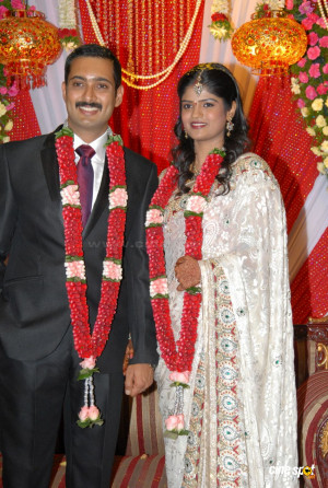 Uday Kiran Marriage Reception