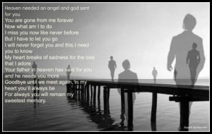 for you, You are gone from me forever, Now what am I to do, I miss you ...