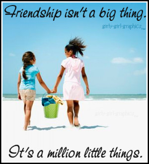 Girly Quotes About Friendships. QuotesGram