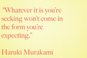 Bookmark This: Get Inspired With 30 Haruki Murakami Quotes