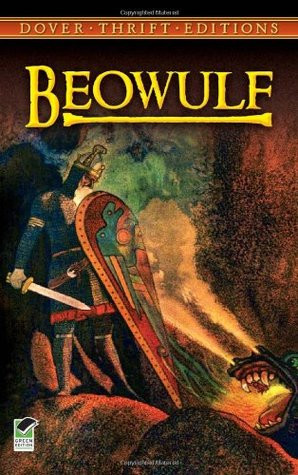 """Start by marking """"Beowulf """" as Want to Read:"""