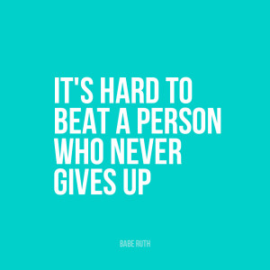 George Herman Ruth Quote