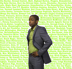 Psych Quotes Psych gus quote by cobba