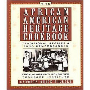 The African-American Heritage Cookbook (Reprint) (Paperback)