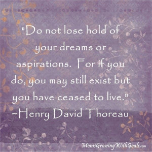 Enjoy a very inspiring quote from Henry David Thoreau in today's free ...